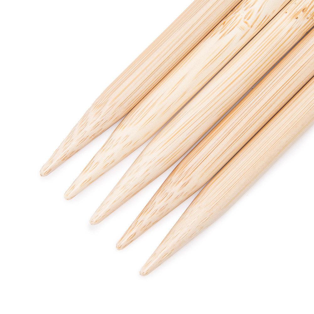 Addi Light Nadelspiel aus Bambus