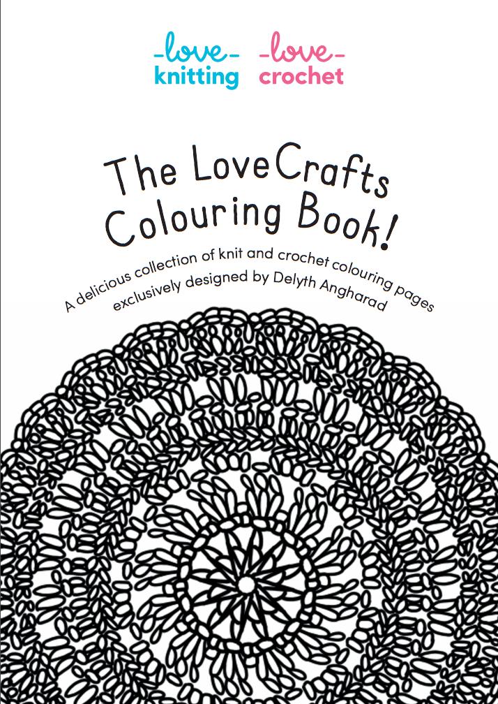 Kostenloses LoveKnitting Ausmalbuch