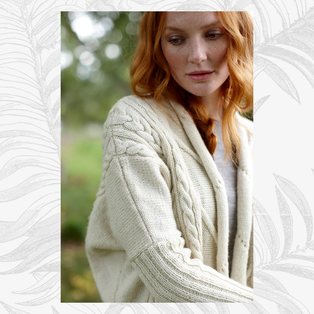 willow and lark catherine cardigan