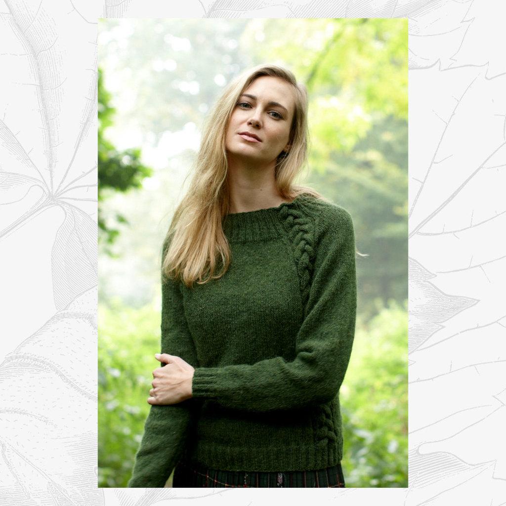 Vanessa Pullover von Willow & Lark